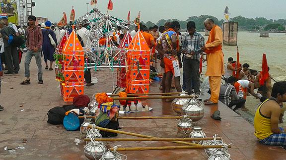 कांवड़ यात्रा |Haridwar Kawad Yatra 2020 | Kanwar Mela ...